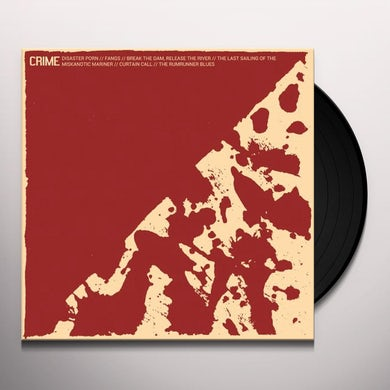 Anchoress CRIME & COMPASS Vinyl Record