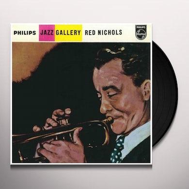 Red Nichols JAZZ BAND BALL Vinyl Record