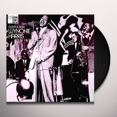 Wynonie Harris PLAYFUL BABY Vinyl Record
