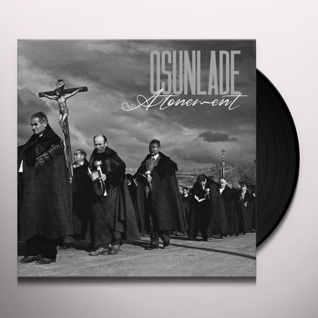 Osunlade ATONEMENT Vinyl Record