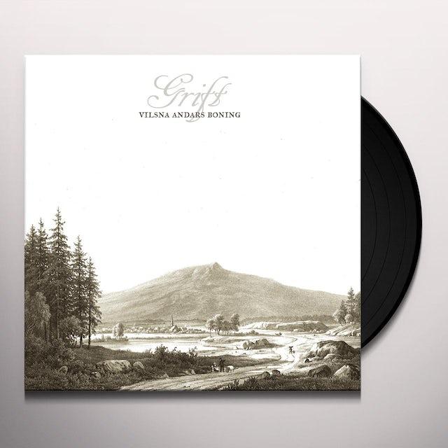 Grift VILSNA ANDARS BONING Vinyl Record