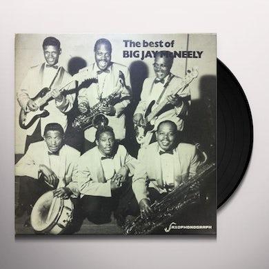 THE BEST OF BIG JAY MCNEELY Vinyl Record