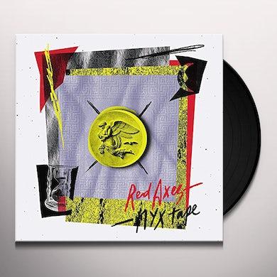 Red Axes NYX TAPE Vinyl Record