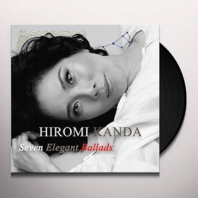 Hiromi Kanda SEVEN ELEGANT BALLADS Vinyl Record