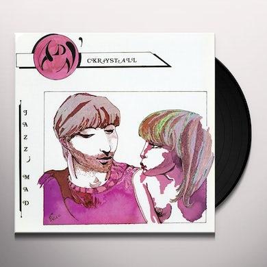 Adn Ckrystall JAZZ MAD Vinyl Record