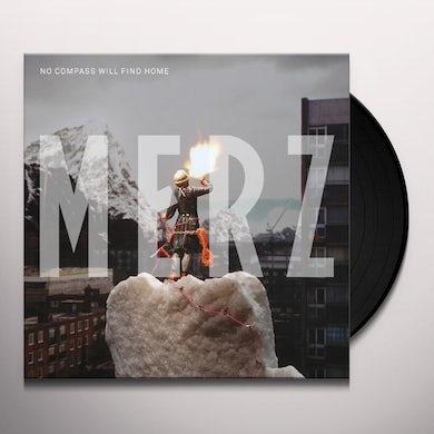 Merz NO COMPASS WILL FIND HOME (JULIAN SARTORIUS DRUM & Vinyl Record