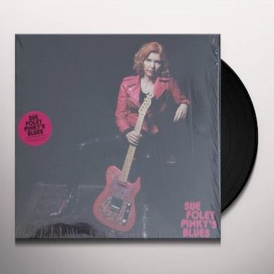 Sue Foley PINKY'S BLUES Vinyl Record