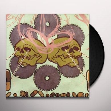 Agoraphobic Nosebleed FROZEN CORPSE STUFFED WITH DOPE Vinyl Record