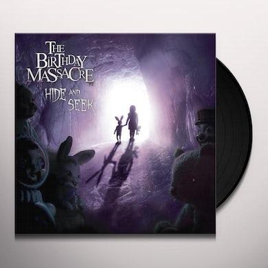 The Birthday Massacre HIDE & SEEK Vinyl Record