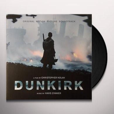 Hans Zimmer DUNKIRK (SCORE) / Original Soundtrack Vinyl Record