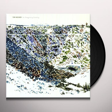 Tim Hecker IMAGINARY COUNTRY Vinyl Record