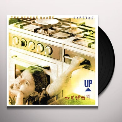 The Dining Rooms REMIXES Vinyl Record