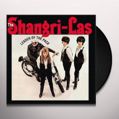 Shangri Las LEADER OF THE PACK Vinyl Record