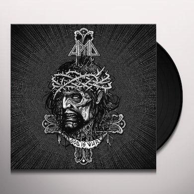 All Pigs Must Die GOD IS WAR Vinyl Record