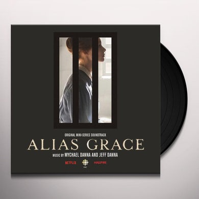 ALIAS GRACE / Original Soundtrack Vinyl Record