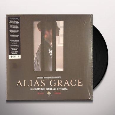 Mychael Danna ALIAS GRACE / Original Soundtrack Vinyl Record