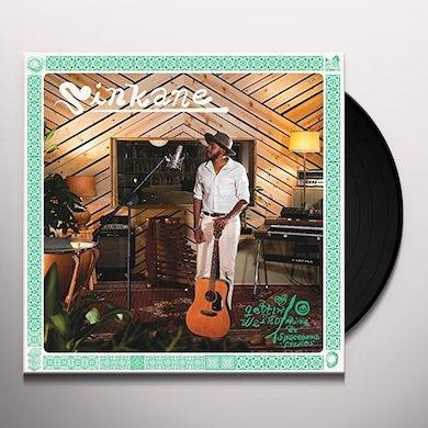 Sinkane GETTIN' WEIRD (ALIVE AT SPACEBOMB STUDIOS) Vinyl Record