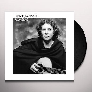Bert Jansch HEARTBREAK Vinyl Record