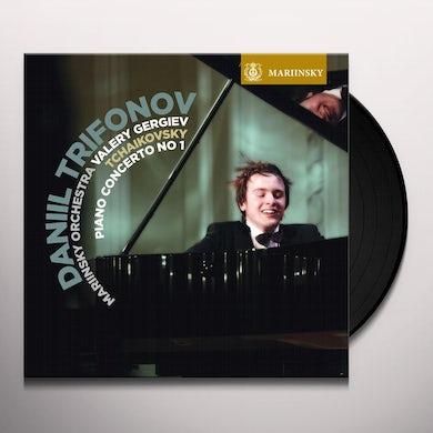Chopin / Trifonov / Gergiev PIANO CONCERTO 1 Vinyl Record