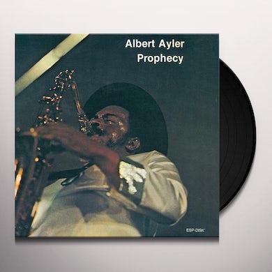 Albert Ayler PROPHECY Vinyl Record