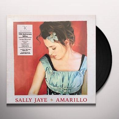 Sally Jaye AMARILLO Vinyl Record