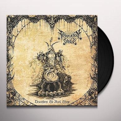 INVOCATION SPELLS DESCENDENT THE BLACK THRONE Vinyl Record