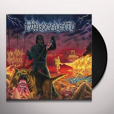 HOLOCAUSTO WAR METAL MASSACRE Vinyl Record