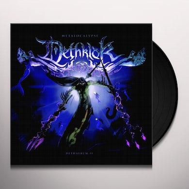 Metalocalypse: Dethklok DETHALBUM II Vinyl Record
