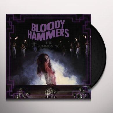 Bloody Hammers SUMMONING Vinyl Record