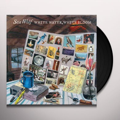 Sea Wolf White Water, White Bloom Vinyl Record
