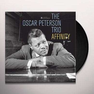 Oscar Peterson AFFINITY Vinyl Record