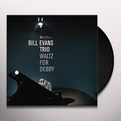 Bill Evans Trio WALTZ FOR DEBBY Vinyl Record