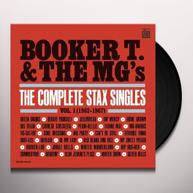 The Complete Stax Singles Vol. 1 (1962 1 Vinyl Record