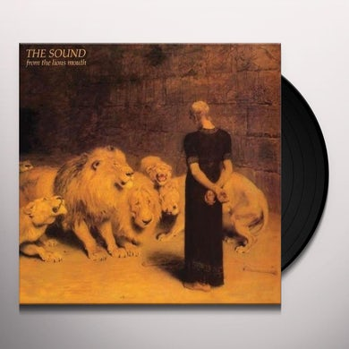 Sound FROM THE LIONS MOUTH Vinyl Record