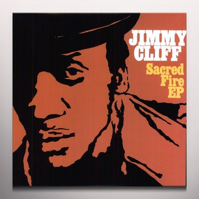 Jimmy Cliff SACRED FIRE Vinyl Record