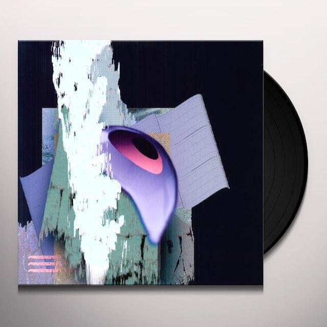 Laurel Halo HOUR LOGIC Vinyl Record