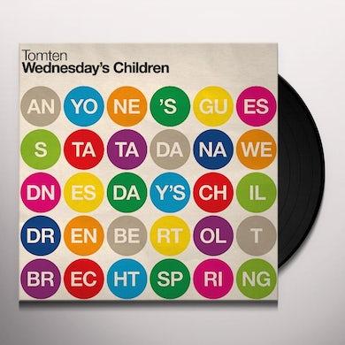 WEDNESDAY'S CHILDREN Vinyl Record