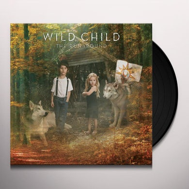 Wild Child RUNAROUND Vinyl Record