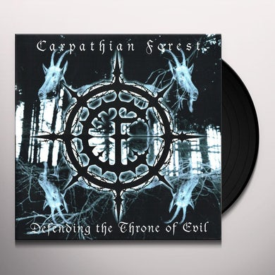 Carpathian Forest DEFENDING Vinyl Record