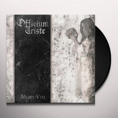 Officium Triste MORS VIRI Vinyl Record