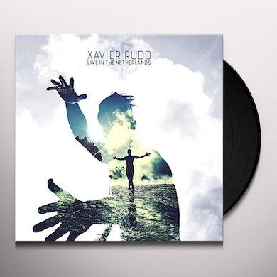Xavier Rudd LIVE IN THE NETHERLAND Vinyl Record