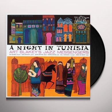 Art Blakey / Jazz Messengers NIGHT IN TUNISIA Vinyl Record