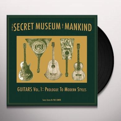 SECRET MUSEUM OF MANKIND: GUITARS VOL. 1: PROLOGUE Vinyl Record