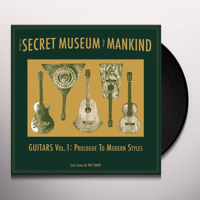 Secret Museum Of Mankind: Guitars Vol. 1: Prologue