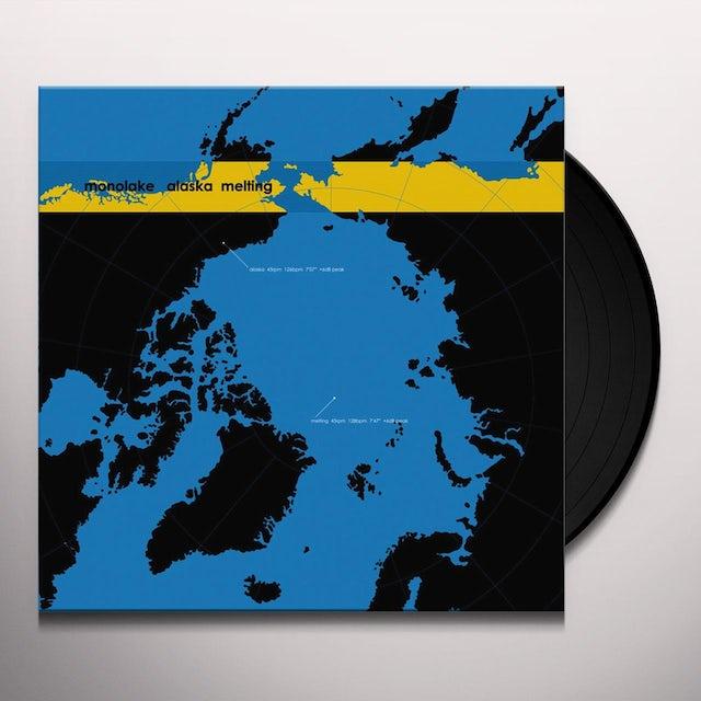 Monolake ALASKA MELTING Vinyl Record