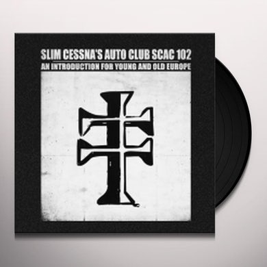 SLIM CESNA'S AUTO CLUB AN INTRODUCTION FOR YOUNG & OLD EUROPE Vinyl Record