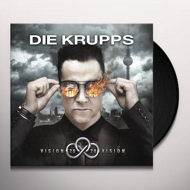 Die Krupps VISION 20 20 VISION Vinyl Record
