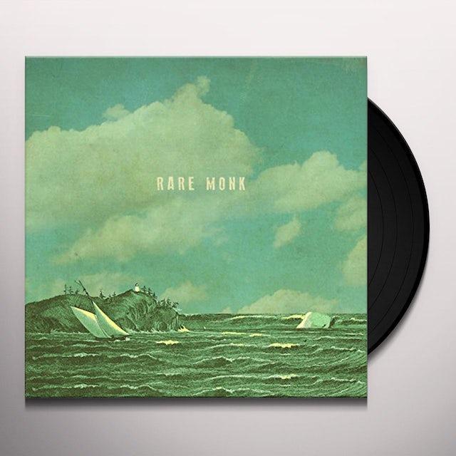 Rare Monk SPLICE / SLEEP ATTACK Vinyl Record