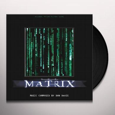 Don Davis The Matrix (Original Motion Picture Soundtrack) (Picture Disc) Vinyl Record