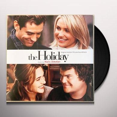 Hans Zimmer HOLIDAY / Original Soundtrack Vinyl Record